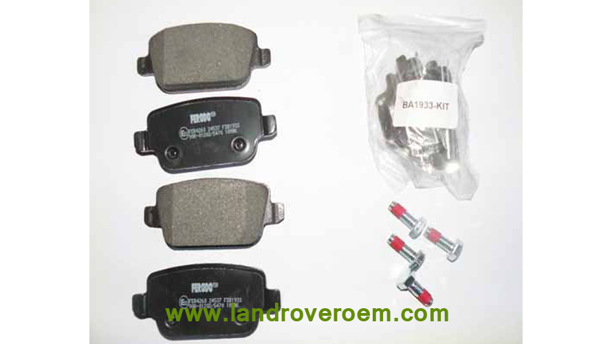 Brake Pad LR015578