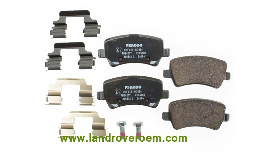 Brake Pad set LR043714