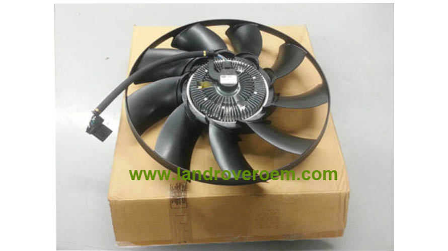 Cooliing Fan Blade Assembly LR025234