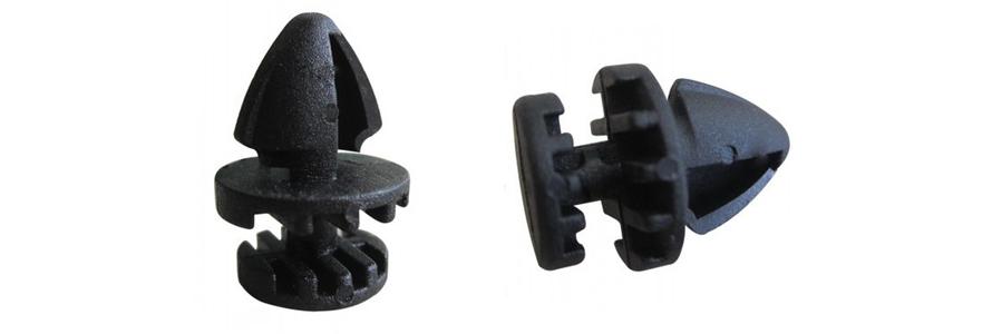 Land Rover Clip-Doorcladding DYC500010