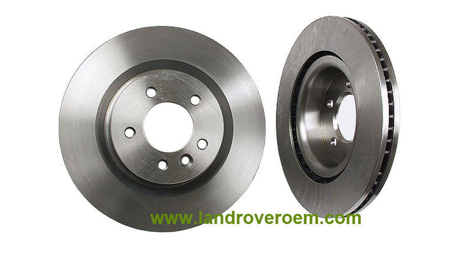 Land Rover Discovery 3 Brake Disc SDB000614