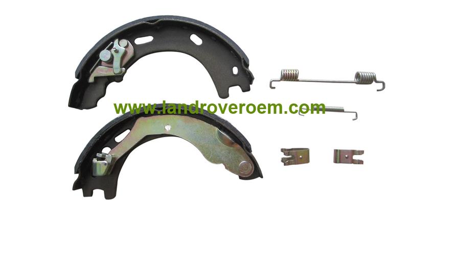 Land Rover Discovery Brake Shoe LR031947 LR021877 SFS500012 SFS500010 810017015 91070900 01919769 2712769
