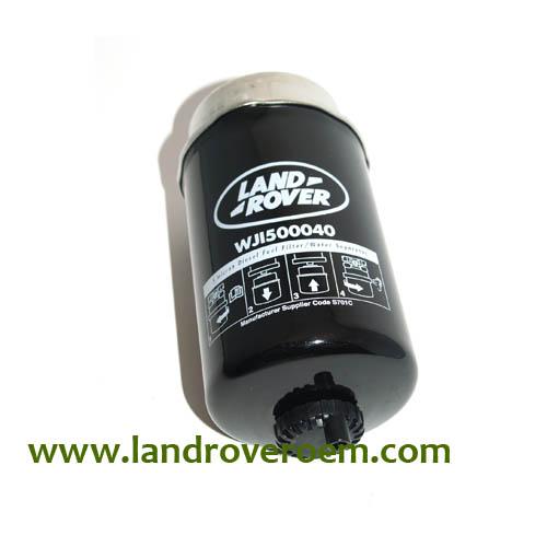 land rover fule filter WJI500040