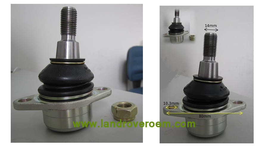 Land Rover Control Arm Ball Joint
