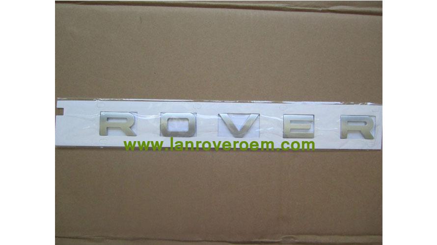 Land Rover car Name Plate LR002214