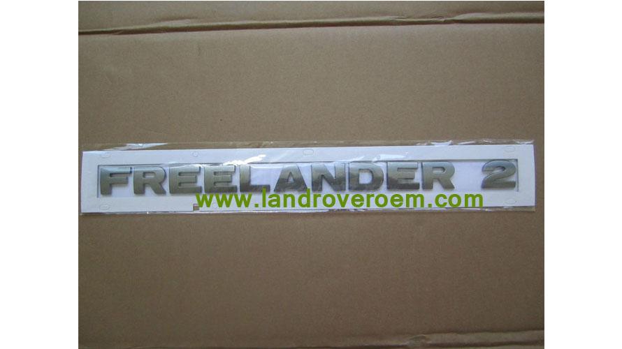 freelander Name Plate LR003859