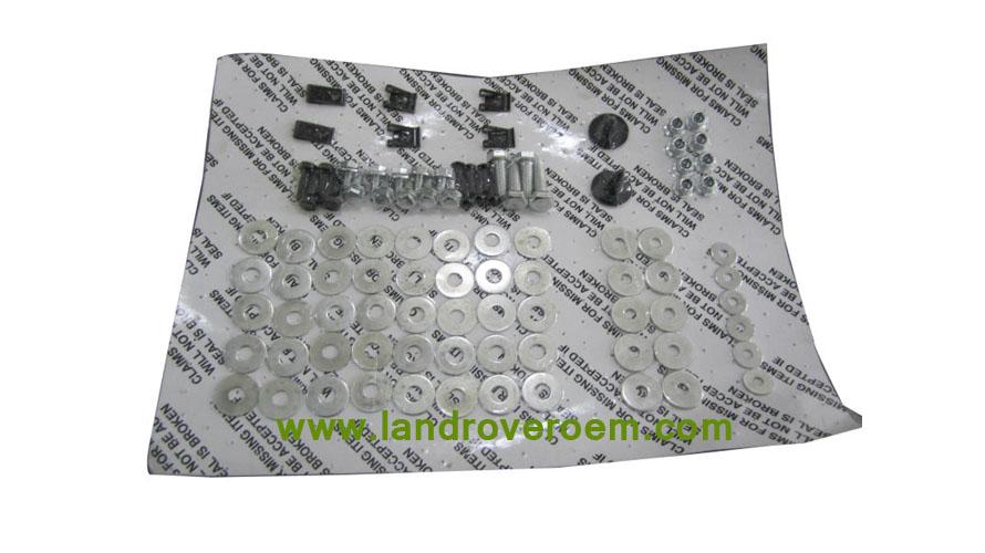 land rover car screw