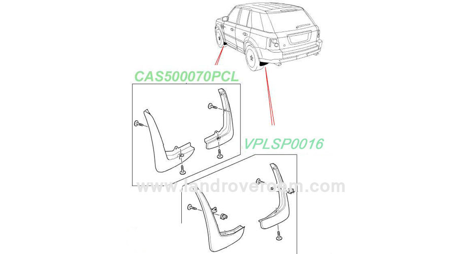 Land Rover Parts Jaguar Parts Wholesaler
