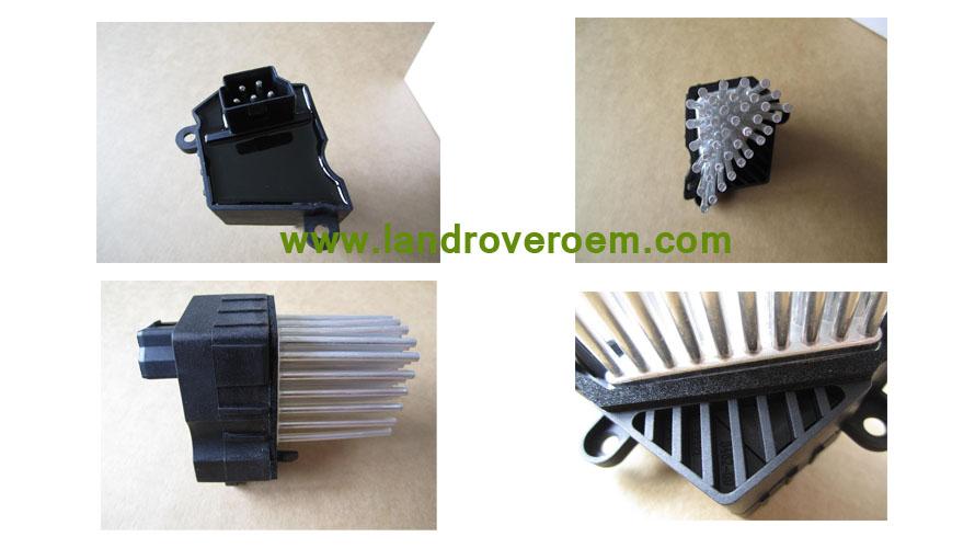 Heater Blower Regulator JGO000021