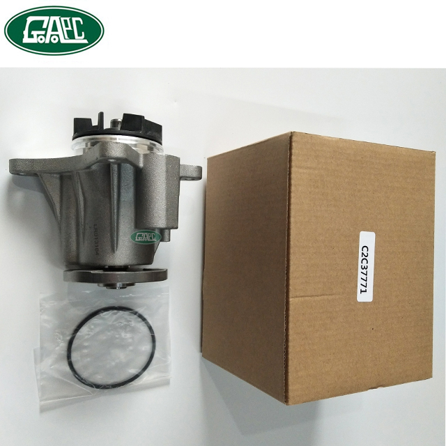 Water Pump LR013164 C2C37771 for Land Rover Discovery 3 Discovery 4 Range Rover Sports 2005-2009 2010-2013 2014